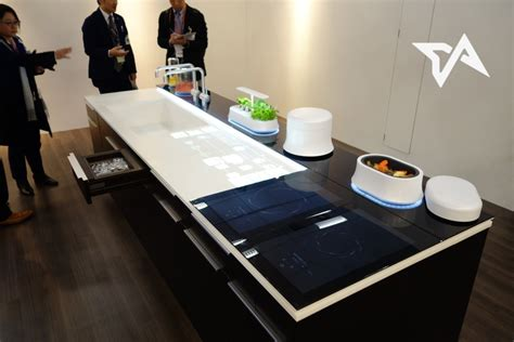 smart countertop can the future hurry up my tour of a japanese smart home