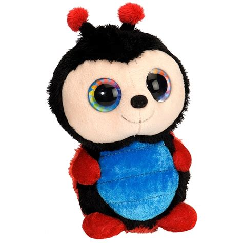 jelly bean  lil sweet  sassy stuffed ladybug  wild