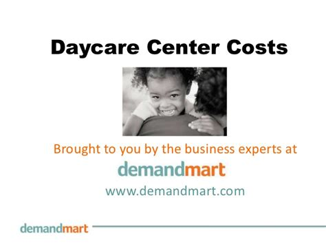 day care prices daycare center costs