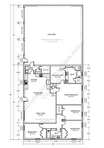 Shop House Floor Plans 25 best ideas about pole barn plans on pinterest barn