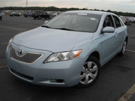 Toyota Camry 2007 Used For Sale Used 2007 Toyota Camry Sedan 10 690 00