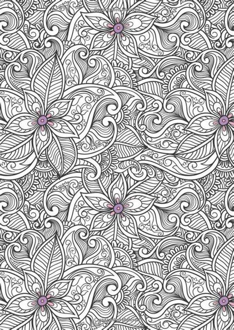 anti stress coloring book in dubai creative therapy an anti stress coloring book