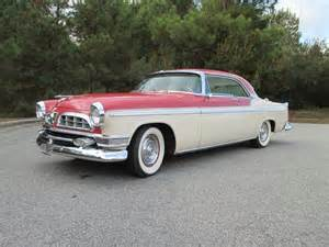 Chrysler St 1955 Chrysler St Regis 2 Door Coupe 170258