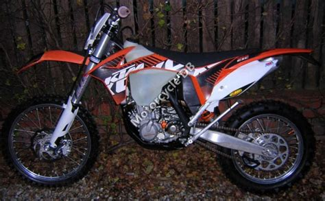 2012 Ktm 450sxf Specs Ktm 450 Exc Six Days Pictures Specifications And