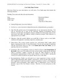 Writing A Study Essay by Free Apa Style Template