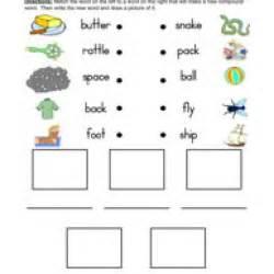compound words worksheet 1