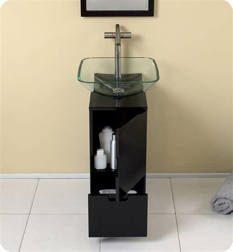 Free Standing Bathroom Sink Vanity Freca Brilliante 17 Modern Bathroom Vanity With Mirror