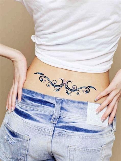 girl lower back tattoo designs 101 lower back design for 2016