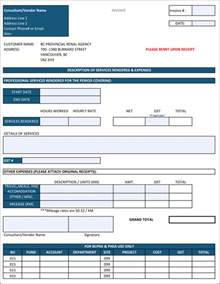 Construction Invoice Template Construction Invoice Template 5 Contractor Invoices