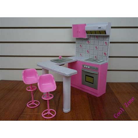dollhouse kitchen combo aliexpress buy miniature furniture combo kitchen for