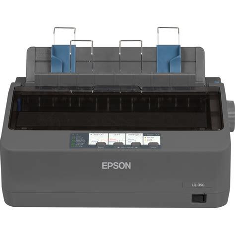 Fast Print Printer Dotmatrix Original Epson Lq300 epson lq 350 a4 mono dot matrix printer