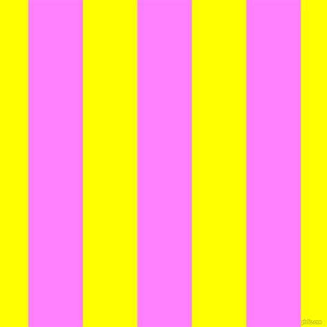 pink and yellow fuchsia pink and yellow vertical lines and stripes