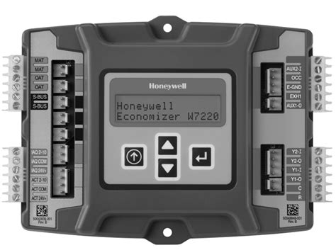 design and application guide for honeywell economizer controls new economizer control york central tech talk