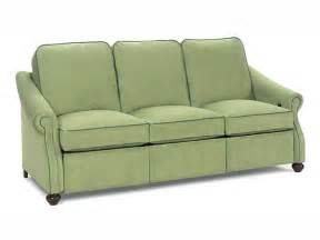 reclining sofa 907 00 rec3 reclining sofa leathercraft furniture