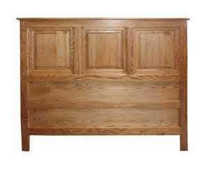 king size oak headboard od o t467 ck hb traditional oak raised panel headboard