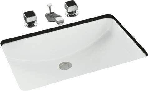 Kohler Lavatory Sink by K 2214 0 Kohler Ladena Undermount Lavatory Sink White