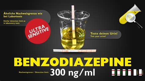 Sensitif Test Urine urine test benzodiazepine sensitive 300ng ml cleanu