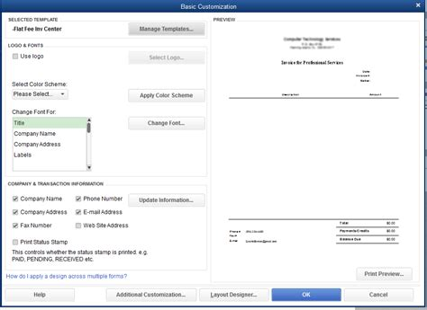 quickbooks for lawyers templates for invoices attorneys