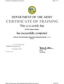 of 1 certificate of training da form 87 fill online