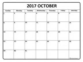 printable calendar for october 2017 october 2017 calendar october 2017 calendar printable