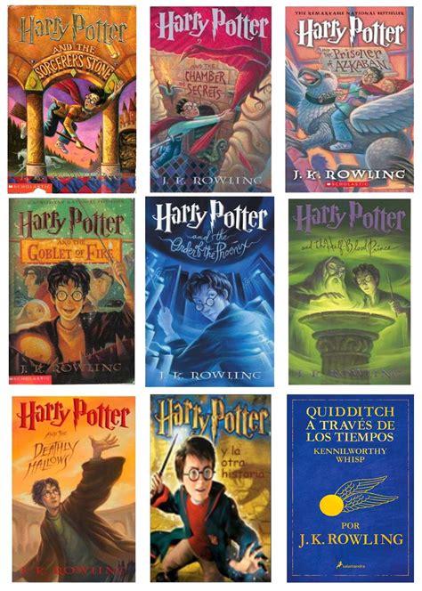 libro harry potter winter at colecci 243 n de libros de harry potter pendejada y media