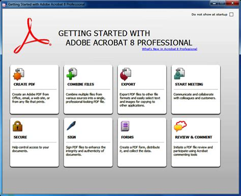 Download Full Version Of Adobe Acrobat 8 Professional For Free | adobe acrobat professional 8 0 software downloads