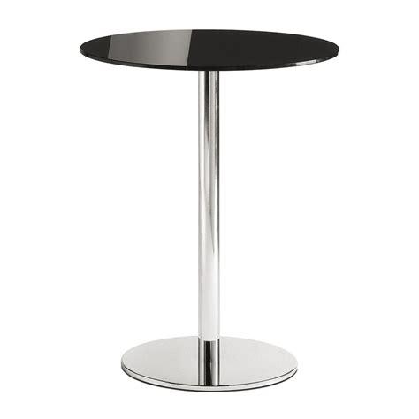 tavolo bar pe4400 per bar e ristoranti basamento rotondo in metallo