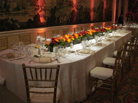 wedding seating style the table event