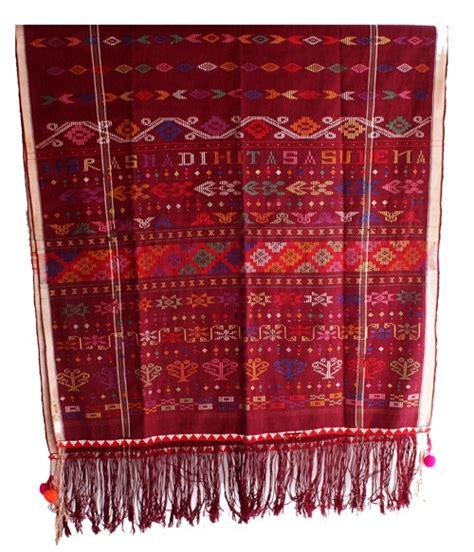 ulos sadum textile טקסטיל
