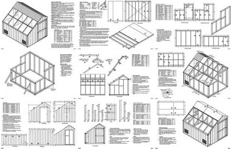 how to build a pole shed plans shed tips