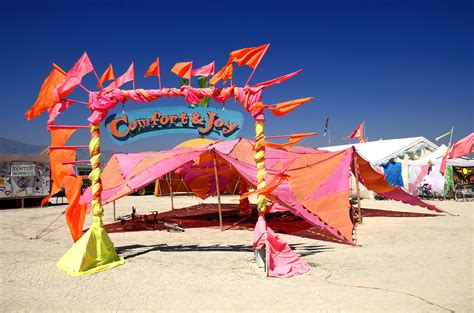comfort and joy burning man comfort joy turn playa waste into paiute well being