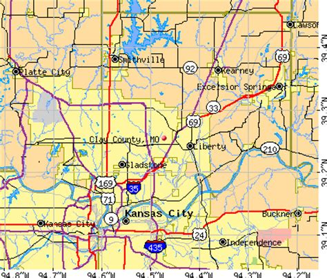 Clay County Search Opinions On Clay County Missouri