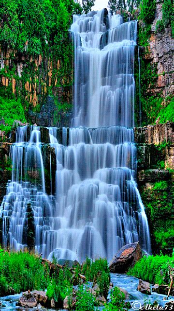 wallpaper gif waterfall waterfall animated gif images wallpaper sportstle
