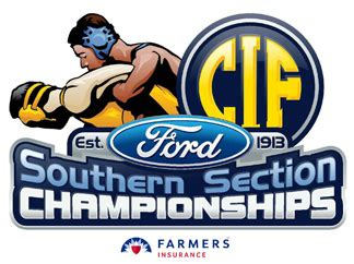 southern section cif cif southern section masters wrestling meet citizens