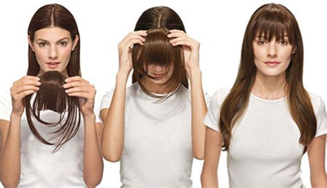 can you get hair extensions for bangs the ultimate crossdressing transgender guide to wigs