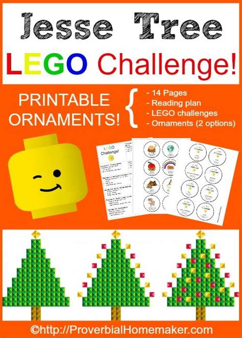 printable jesse tree ornaments free jesse tree brick challenge with printables ornaments
