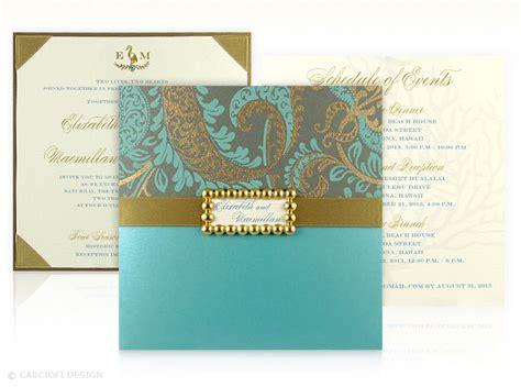 invitation design los angeles carciofi design luxury wedding invitations custom couture