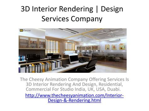 powerpoint design services uk ppt 3d interior rendering design services company