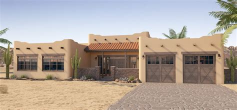 adobe house plans solar adobe house plan 1576 affordable