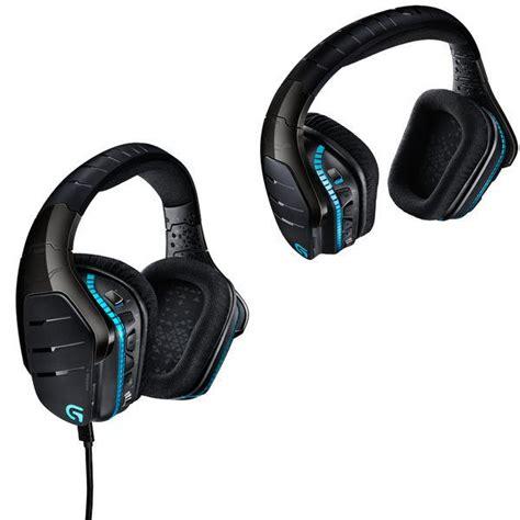 Headset Logitech G933 Logitech Announces G633 G933 Arteis Spectrum Headphones