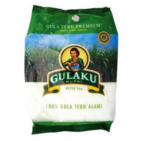Gula Pasir Gulaku Hijau 1 Kg gulaku hijau isi 3pc 1kg elevenia