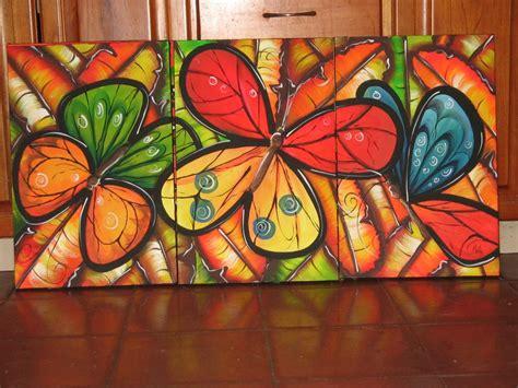 pintar cuadros con pintura acrilica pinturas acrilicas para cuadros flores arte pinterest
