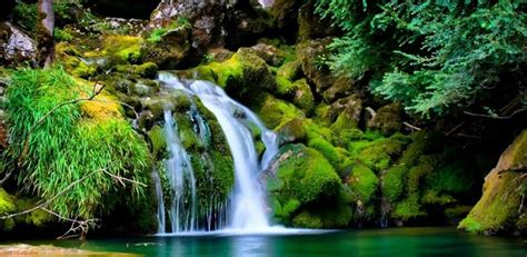 hd waterfall  wallpaper  android