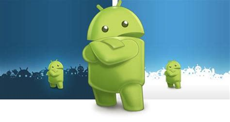 wallpaper bergerak lucu android gambar robot android yang lucu seputar dunia ponsel dan hp