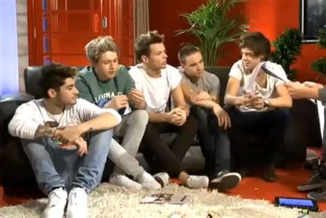one direction sofa 1d sofas one direction photo 32626731 fanpop