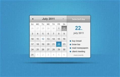 Calendar 5 Years Ago Flip Clock Psd File Free