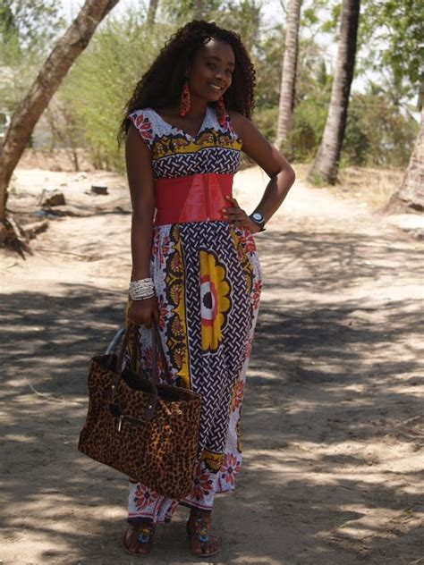tanzania khanga designs subira wahure khanga maxi dress designed by subira wahure