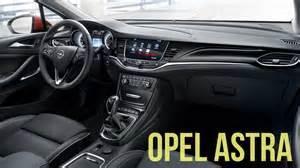 Opel Astra Interior 2016 Opel Astra Interior