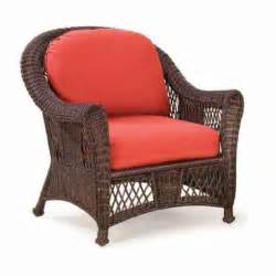 Wicker Chair Cushions Pier One » Home Design 2017