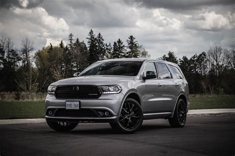 Reviews Of Dodge Durango review 2016 dodge durango sxt awd canadian auto review